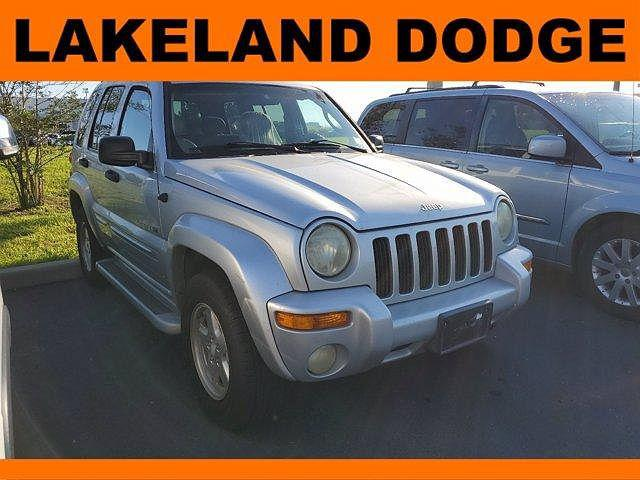 2002 Jeep Liberty Limited for sale in Lakeland, FL