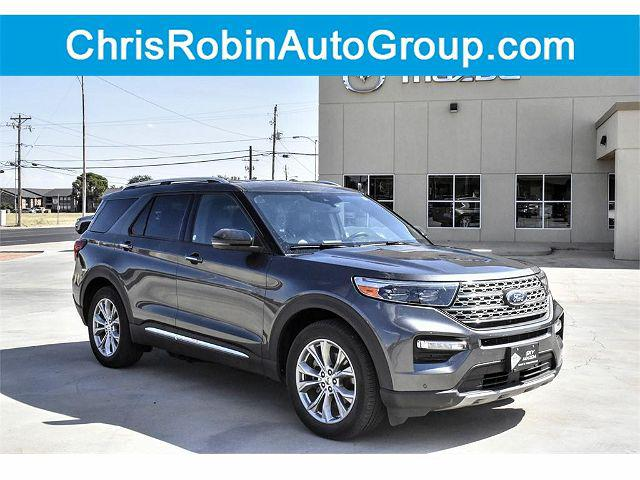2020 Ford Explorer Limited for sale in Odessa, TX