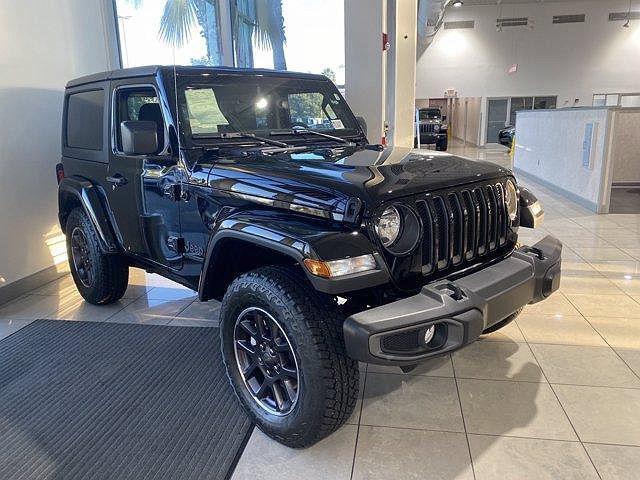 2021 Jeep Wrangler 80th Anniversary for sale in Orlando, FL