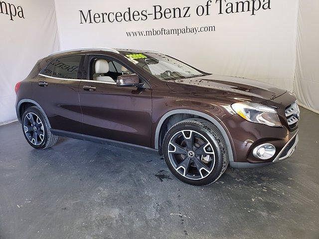 2018 Mercedes-Benz GLA GLA 250 for sale in Tampa, FL