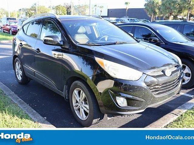 2013 Hyundai Tucson GLS for sale in Ocala, FL