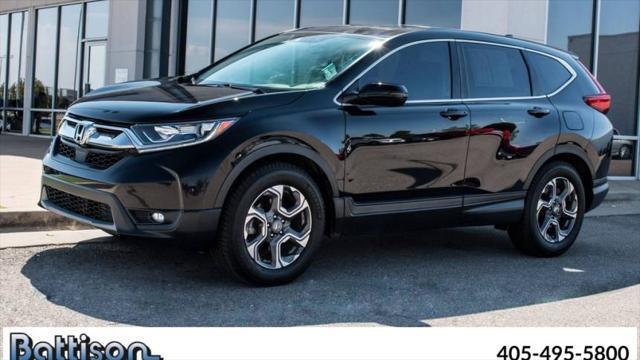 2017 Honda CR-V EX for sale in Oklahoma City, OK