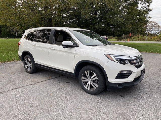 2018 Honda Pilot EX-L for sale in Saratoga Springs, NY
