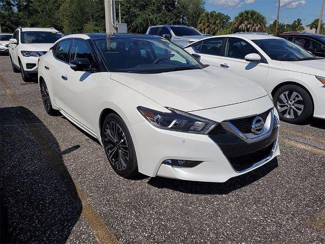 2017 Nissan Maxima Platinum for sale in Jacksonville, FL