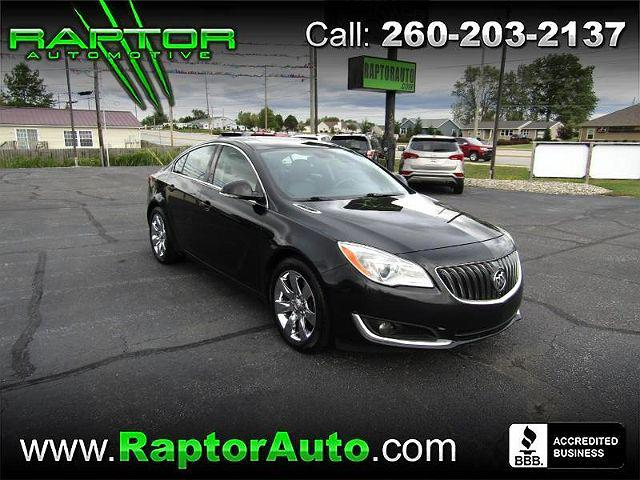 2014 Buick Regal 4dr Sdn Turbo FWD for sale in Fort Wayne, IN