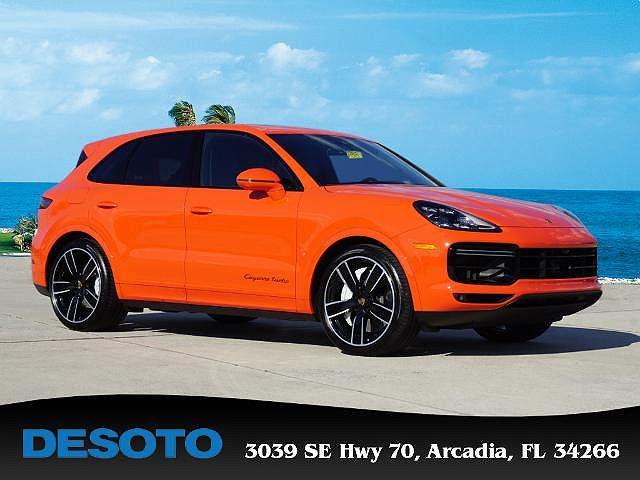 2020 Porsche Cayenne Turbo for sale in Arcadia, FL