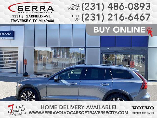 2021 Volvo V60 Cross Country T5 AWD for sale in Traverse City, MI