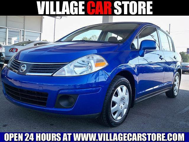2009 Nissan Versa 1.8 S for sale in Columbus, OH