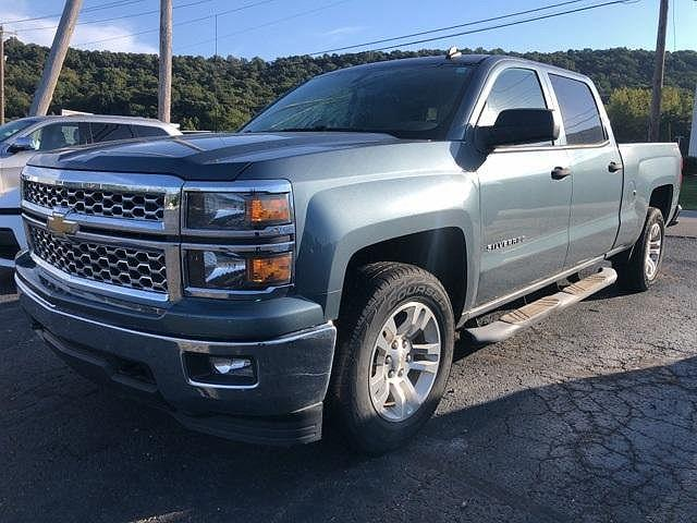 2014 Chevrolet Silverado 1500 LT for sale in Portsmouth, OH