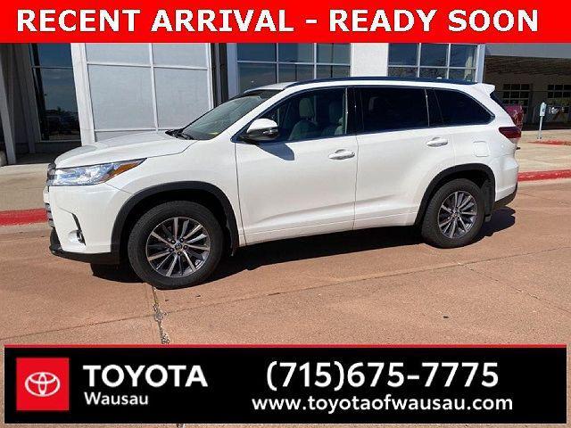2018 Toyota Highlander XLE for sale in Wausau, WI