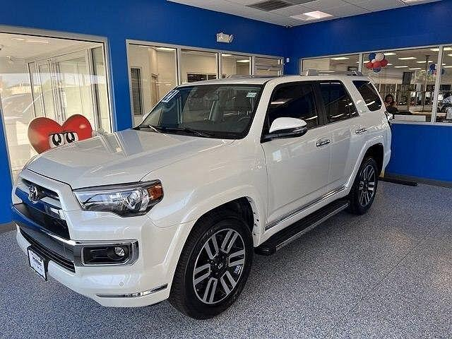 2021 Toyota 4Runner Limited for sale in Lansing, IL