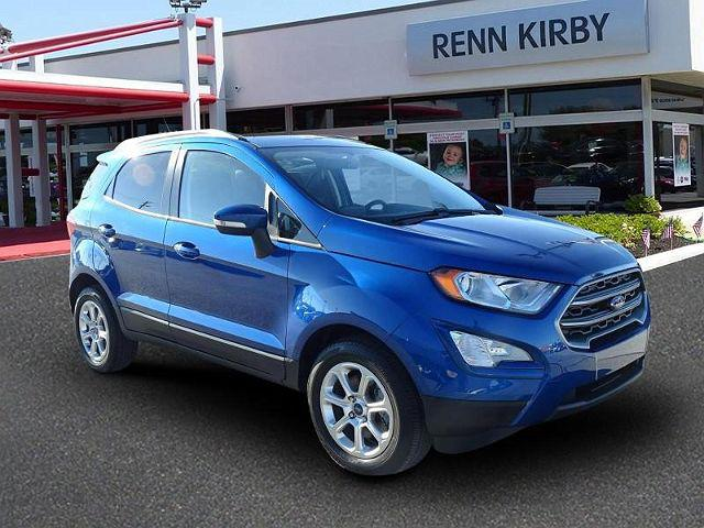 2020 Ford EcoSport SE for sale in Frederick, MD