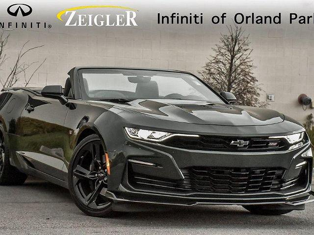 2020 Chevrolet Camaro 2SS for sale near Orland Park, IL