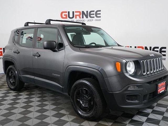 2017 Jeep Renegade Sport for sale in Gurnee, IL