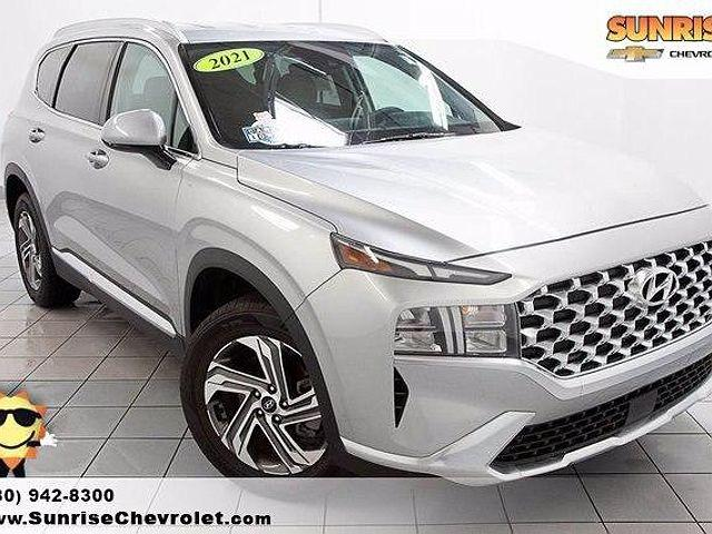 2021 Hyundai Santa Fe SEL for sale in Glendale Heights, IL