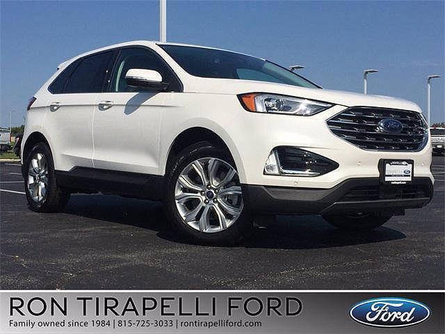 2021 Ford Edge Titanium for sale in Shorewood, IL