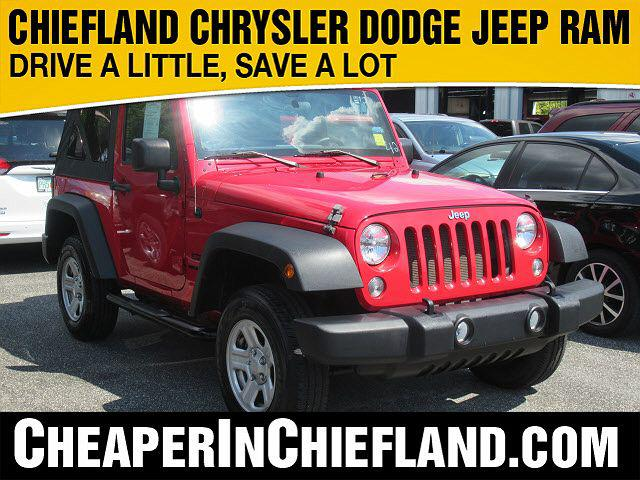 2014 Jeep Wrangler Sport for sale in Chiefland, FL