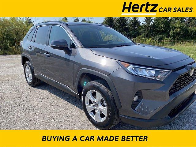 2019 Toyota RAV4 XLE for sale in Indianapolis, IN