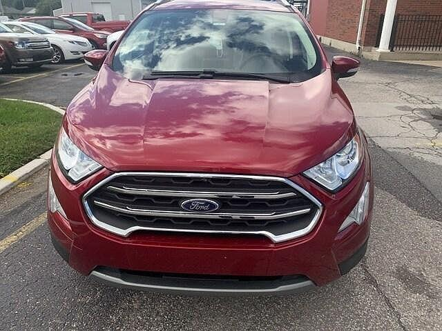 2021 Ford EcoSport Titanium for sale in Sellersburg, IN