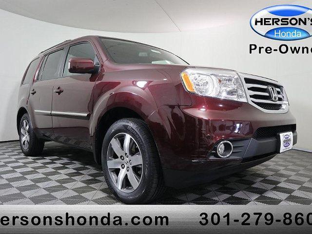 2014 Honda Pilot Touring for sale in Rockville, MD