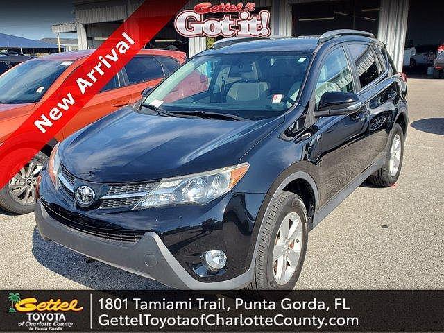 2014 Toyota RAV4 XLE for sale in Punta Gorda, FL