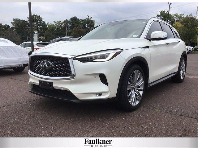 2020 INFINITI QX50 SENSORY for sale in Willow Grove, PA