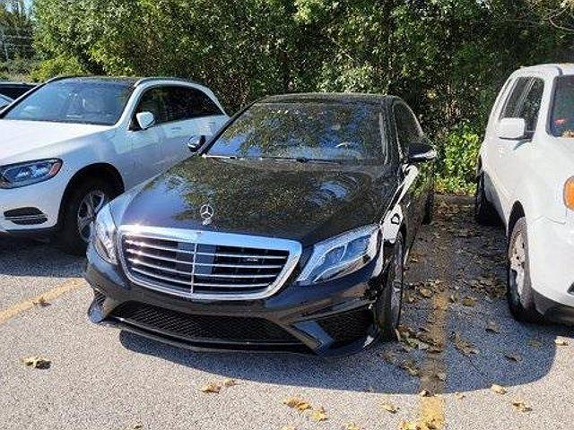 2017 Mercedes-Benz S-Class AMG S 63 for sale in Northbrook, IL