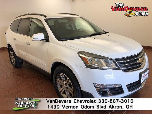 2016 Chevrolet Traverse LT for sale in Akron, OH