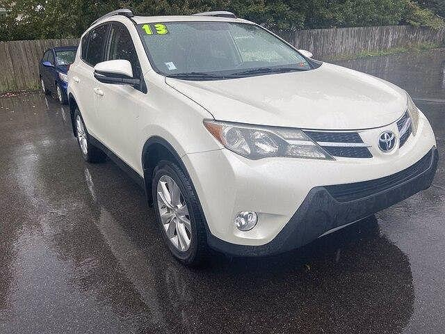 2013 Toyota RAV4 Limited for sale in Montoursville, PA