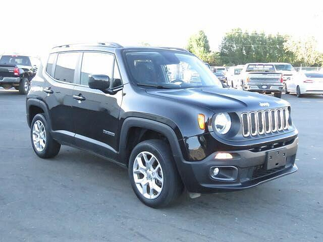 2018 Jeep Renegade Latitude for sale in Belmont, NC