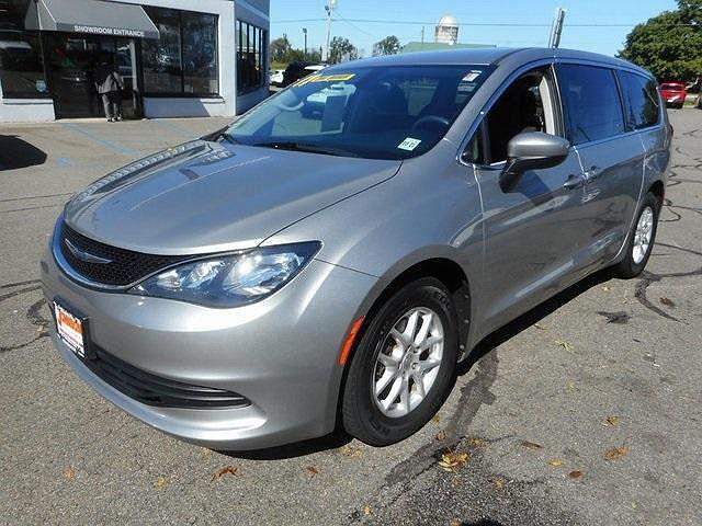 2017 Chrysler Pacifica LX for sale in Budd Lake, NJ