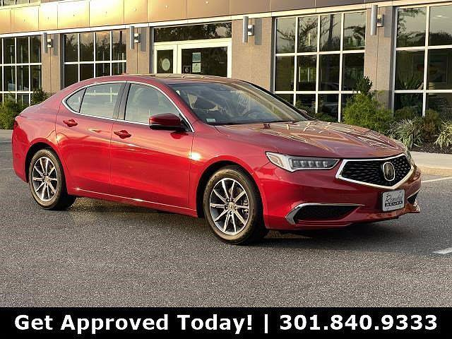 2020 Acura TLX w/Technology Pkg for sale near Gaithersburg, MD