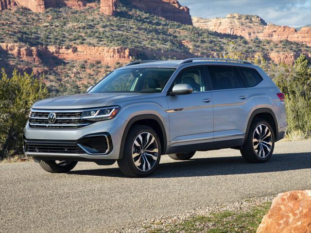 2022 Volkswagen Atlas 3.6L V6 SEL R-Line for sale in Merrimack, NH