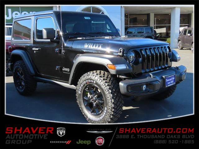 2021 Jeep Wrangler Willys for sale in Thousand Oaks, CA