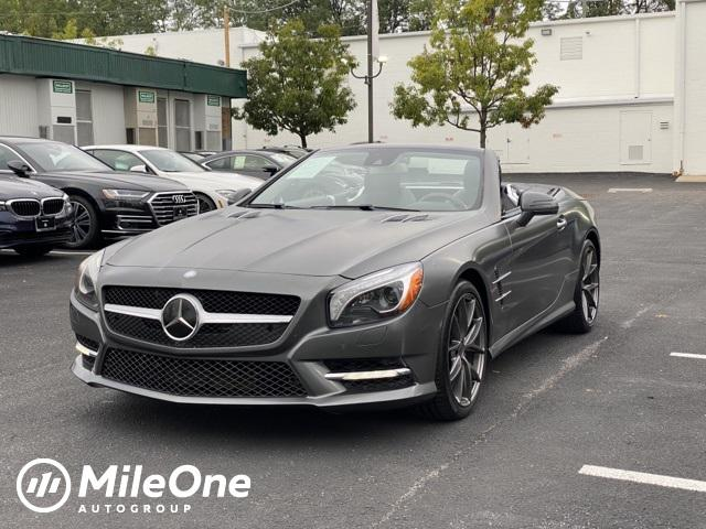 2013 Mercedes-Benz SL-Class SL 550 for sale in Baltimore, MD