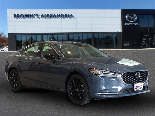 2021 Mazda Mazda6 Carbon Edition for sale in Alexandria, VA