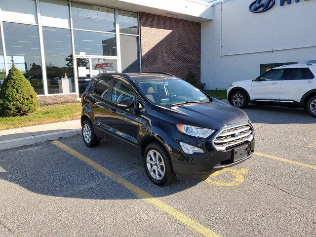 2018 Ford EcoSport SE for sale in Auburn, ME