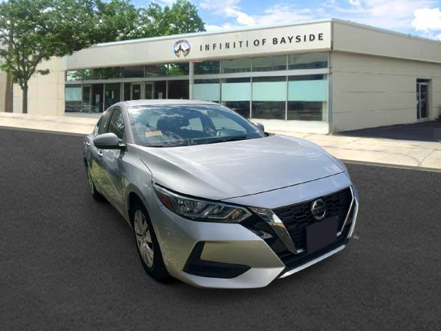 2020 Nissan Sentra S [2]
