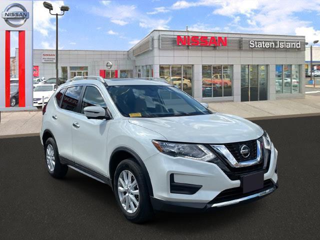 2018 Nissan Rogue SV [18]