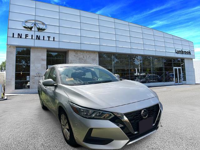 2020 Nissan Sentra S [0]