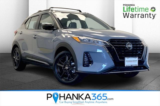 2021 Nissan Kicks SR for sale in Fredericksburg, VA
