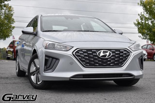 2022 Hyundai Ioniq Hybrid Blue for sale in PLATTSBURGH, NY