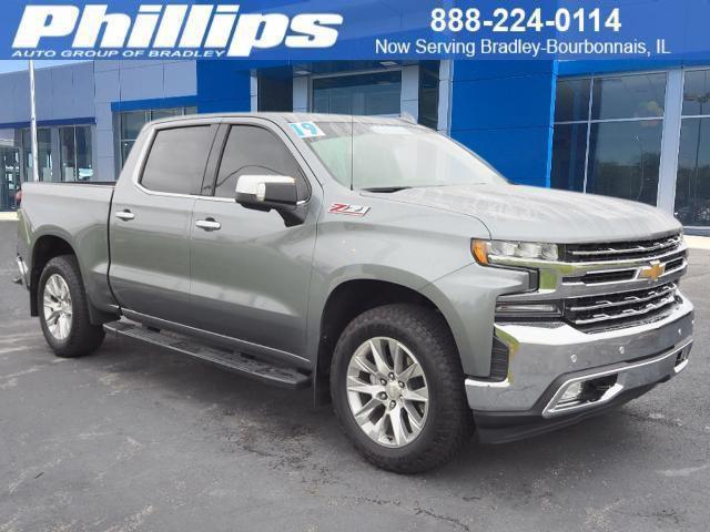 2019 Chevrolet Silverado 1500 for sale near BOURBONNAIS, IL