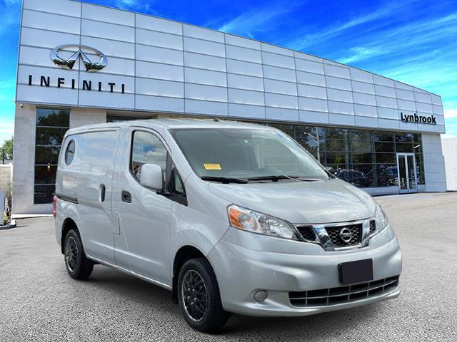 2015 Nissan NV200 SV [17]
