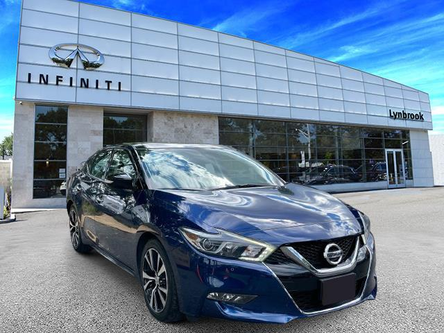 2018 Nissan Maxima SL [2]