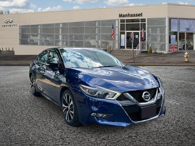2018 Nissan Maxima SL [1]