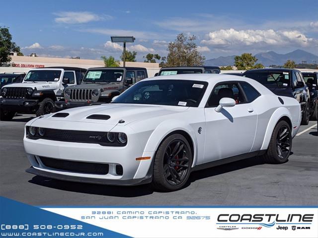 2021 Dodge Challenger SRT Hellcat Widebody for sale in San Juan Capistrano, CA