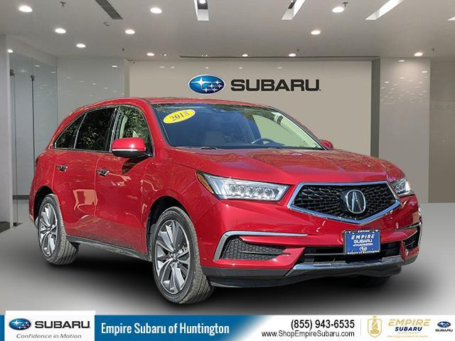 2019 Acura MDX w/Technology Pkg for sale in Huntington, NY