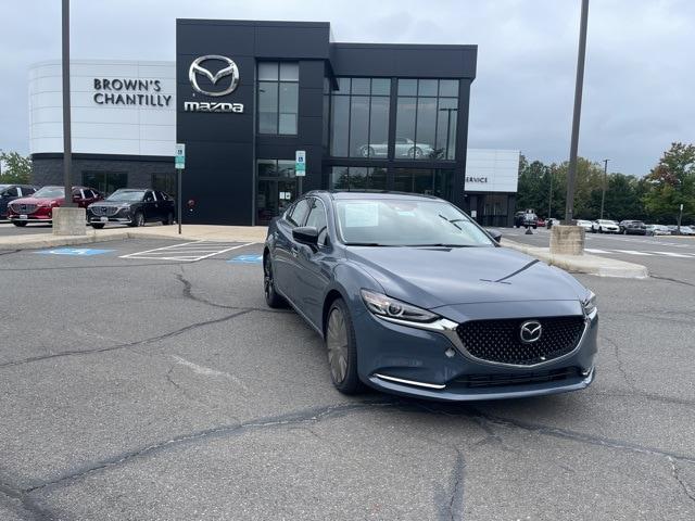 2021 Mazda Mazda6 Carbon Edition for sale in Chantilly, VA