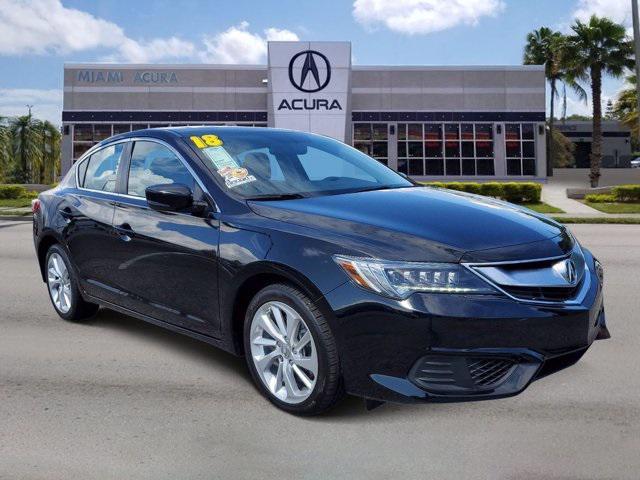 2018 Acura ILX w/Premium Pkg for sale in Miami, FL